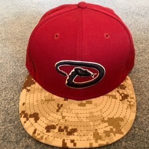 New Era Accessories - Arizona Diamond Backs New Era Hat